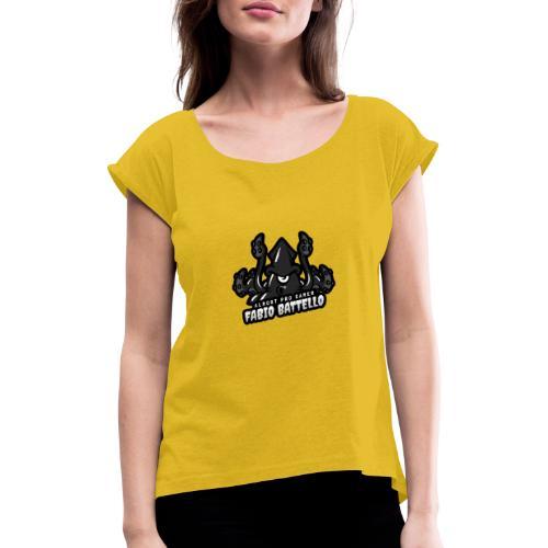 Almost pro gamer MONO - Maglietta da donna con risvolti