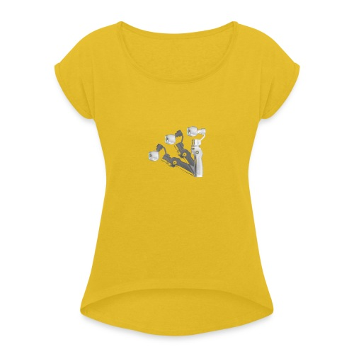 VivoDigitale t-shirt - DJI OSMO - Maglietta da donna con risvolti
