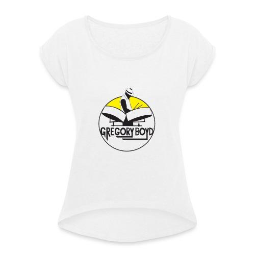 INTRODUKTION ELEKTRO STEELPANIST GREGORY BOYD - Dame T-shirt med rulleærmer