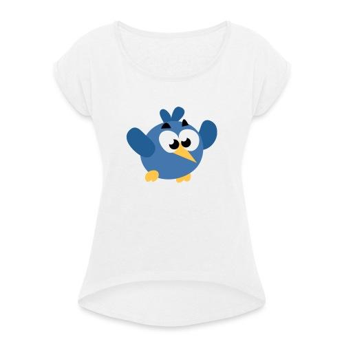 Logo JosKids - Maglietta da donna con risvolti