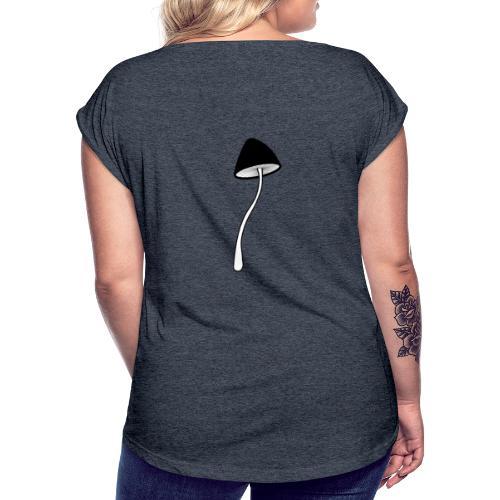 mush 1.2 - T-shirt à manches retroussées Femme
