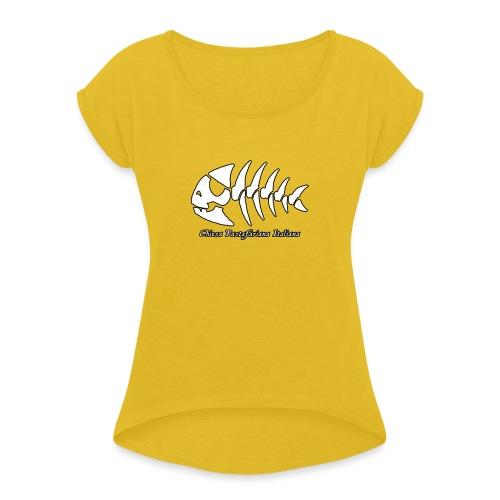 Liscafisso_SHOP_DEF - Maglietta da donna con risvolti