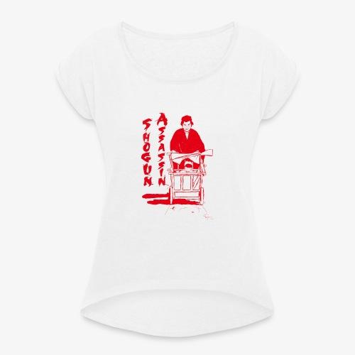 BabyCart (Shogun Assassin) by EglanS. - T-shirt à manches retroussées Femme