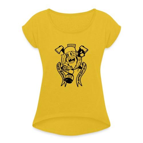 Lumber Jacques - T-shirt à manches retroussées Femme
