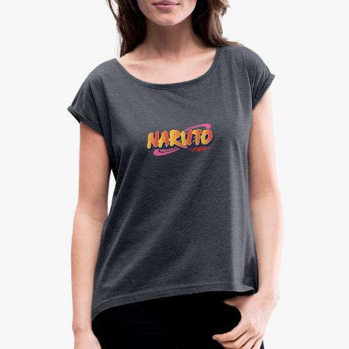 OG design - Women's T-Shirt with rolled up sleeves