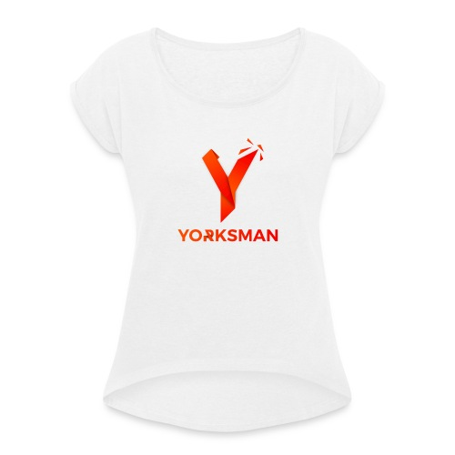 THeOnlyYorksman's Teenage Premium T-Shirt - Women's T-Shirt with rolled up sleeves