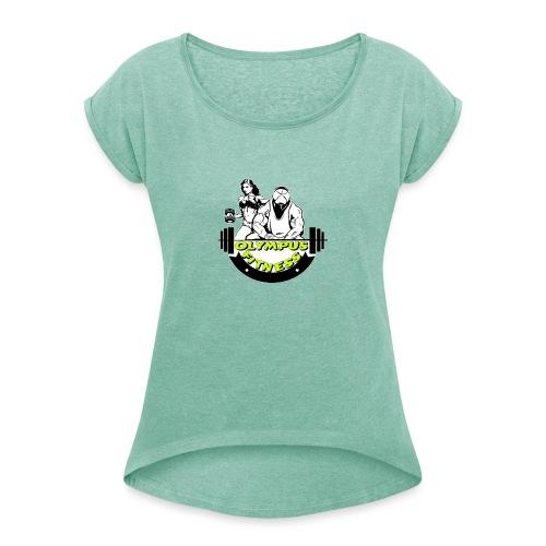 iPiccy Design - Maglietta da donna con risvolti