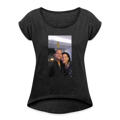 15844878 10211179303575556 4631377177266718710 o - Camiseta con manga enrollada mujer