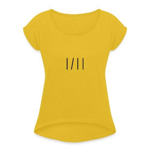 Move - Maglietta da donna con risvolti