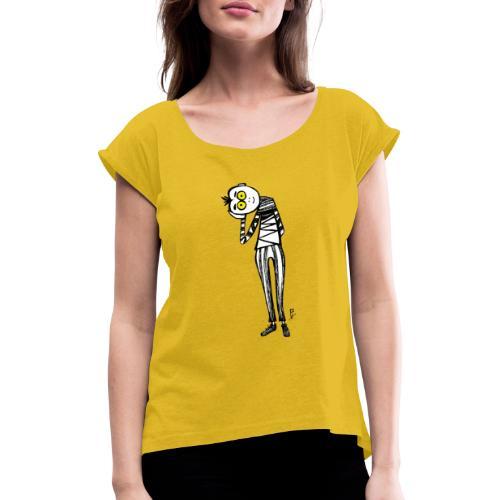 Punto di Vista - Maglietta da donna con risvolti