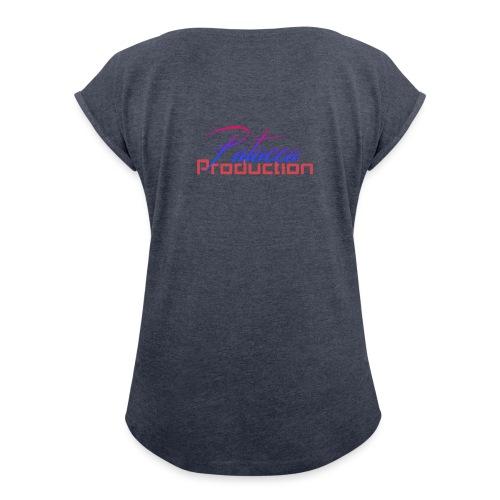 PATACCA PRODUCTION - Maglietta da donna con risvolti