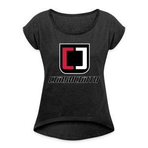 Cover Smartphone - Corsacorta - Maglietta da donna con risvolti