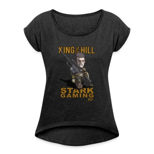 Stark-gaming.eu - T-shirt à manches retroussées Femme