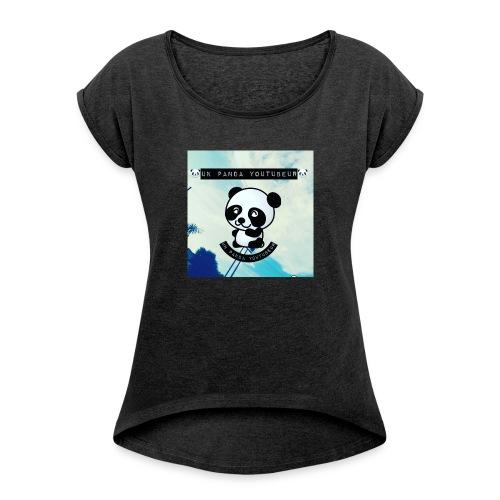 IMG_20161104_141052 - T-shirt à manches retroussées Femme