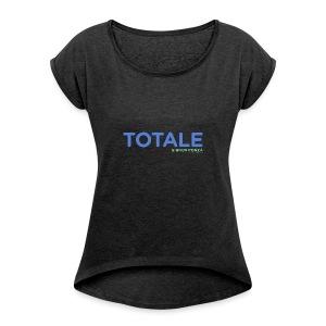 TOTALE - Maglietta da donna con risvolti