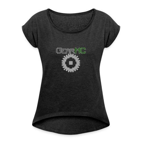 GearMC - Maglietta da donna con risvolti