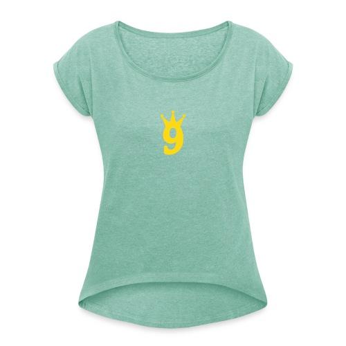 11035937-png - Maglietta da donna con risvolti