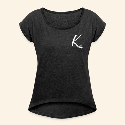 Kervenheim - Frauen T-Shirt mit gerollten Ärmeln