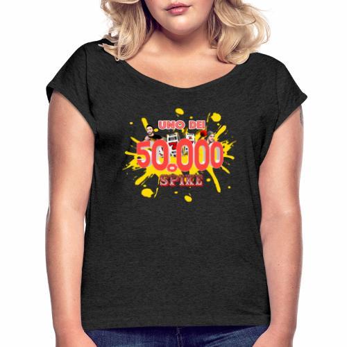 Uno dei 50000 - Maglietta da donna con risvolti