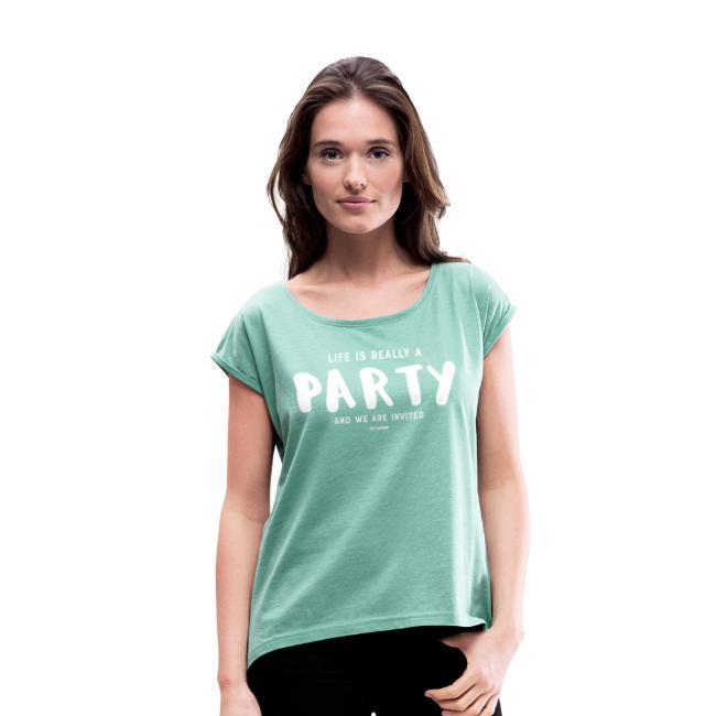 Party white