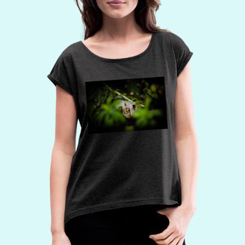 Sepulture - T-shirt à manches retroussées Femme