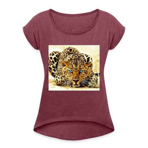 IL SIMBOLO DEL CANALE - Maglietta da donna con risvolti