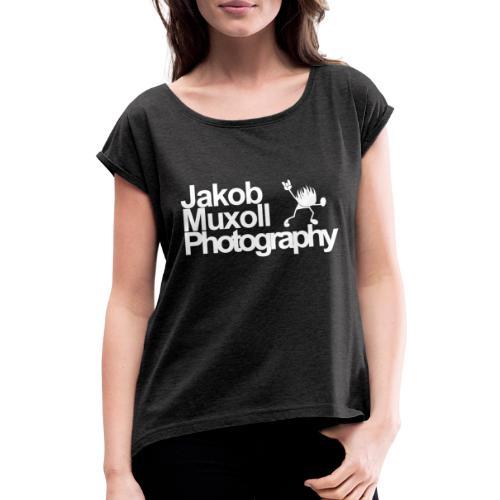 Jakob Muxoll Photography - Dame T-shirt med rulleærmer
