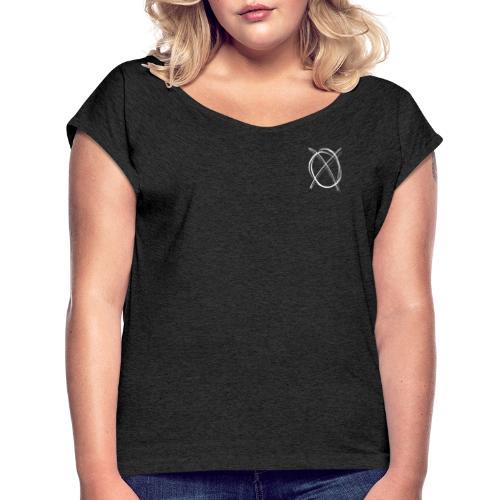 DC fashion x - Maglietta da donna con risvolti