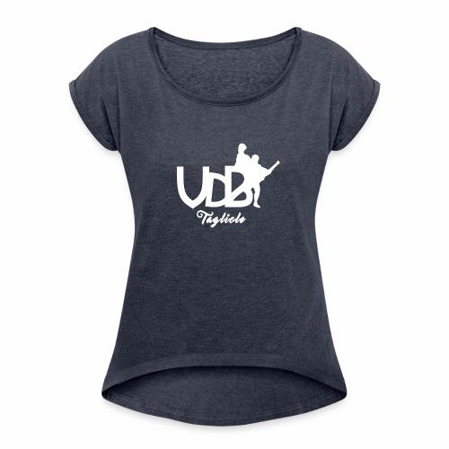 VdB & Tagliole - Maglietta da donna con risvolti
