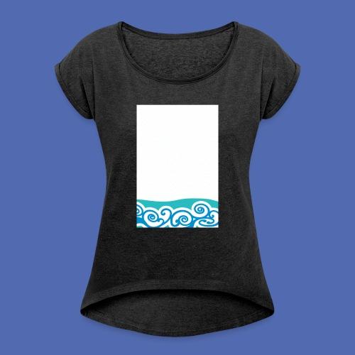 tumblr_mq3jgqKG4D1s1g1gio10_1280-jpg - Maglietta da donna con risvolti