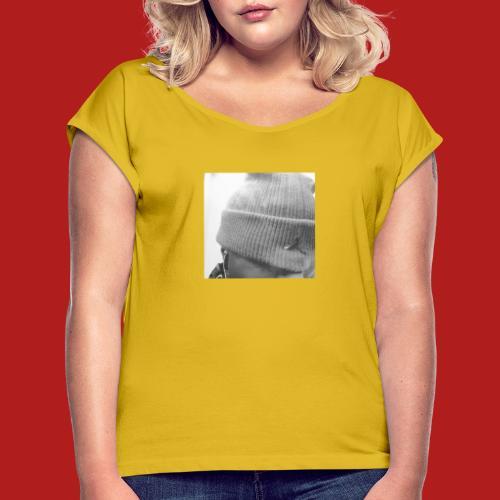 9466e98c 76c9 4ddb b915 4db7457ace02 - T-shirt à manches retroussées Femme