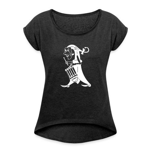 Zepf - Frauen T-Shirt mit gerollten Ärmeln