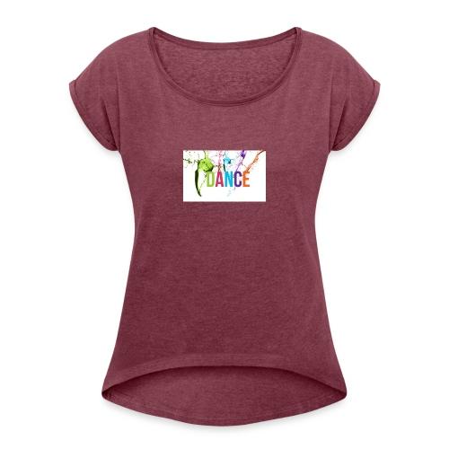 Ballo - Maglietta da donna con risvolti