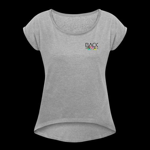 BaSo 1.0 - T-shirt à manches retroussées Femme