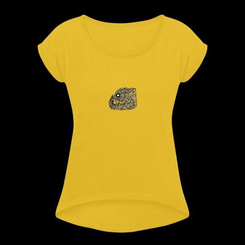 Viperfish T-shirt - Maglietta da donna con risvolti