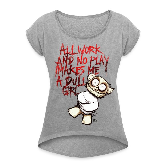 Dull Girl Teddy