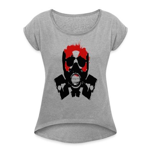 Stoner - T-shirt à manches retroussées Femme