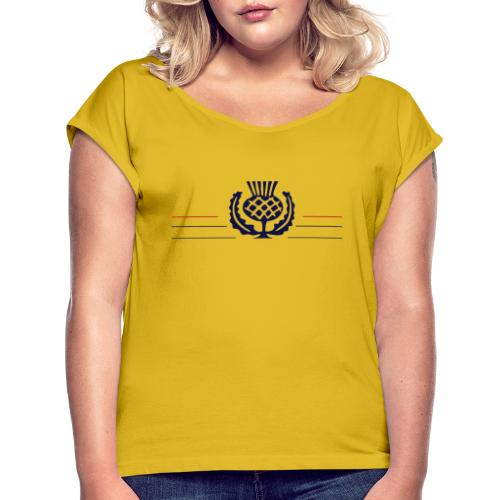 Regal - Women's T-Shirt with rolled up sleeves
