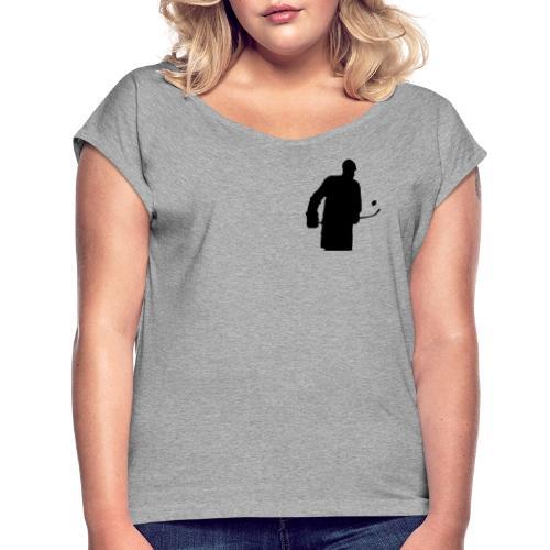 Ice'Air - T-shirt à manches retroussées Femme