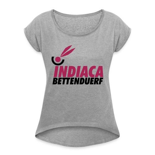 bettendorf - Frauen T-Shirt mit gerollten Ärmeln