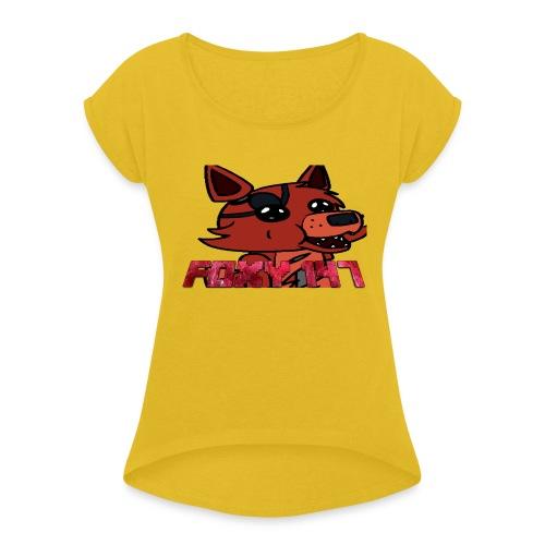 FOXY 147-GAIZ-MAGLIA (EDIZIONE SPECIALE) - Maglietta da donna con risvolti