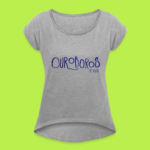 Ouroboros the Series - Maglietta da donna con risvolti