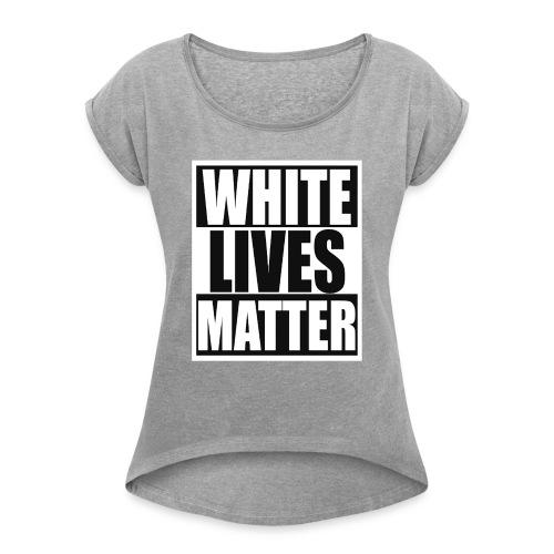 Black Lives Matter Shirt Black Lives Matter Hoodie - Maglietta da donna con risvolti