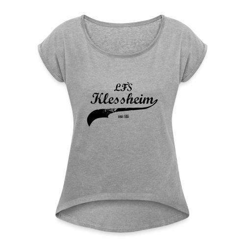 LFS Klessheim - Frauen T-Shirt mit gerollten Ärmeln