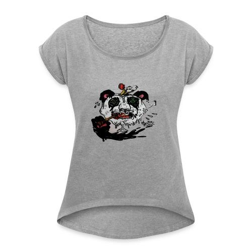 I m a bear? - Maglietta da donna con risvolti