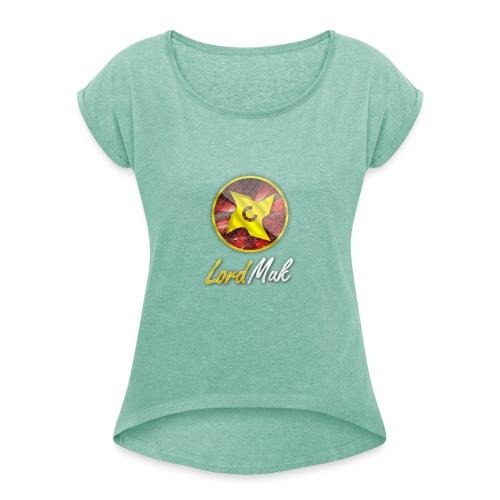 LordMuk shirt - Dame T-shirt med rulleærmer