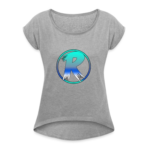 RNG83 Clothing - Women's T-Shirt with rolled up sleeves