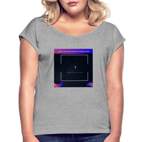 ? - Maglietta da donna con risvolti