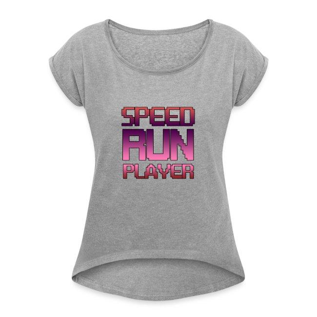 Speedrun player