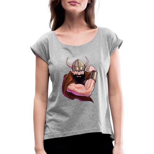 Witten-Herdecke | Wittinger - Frauen T-Shirt mit gerollten Ärmeln